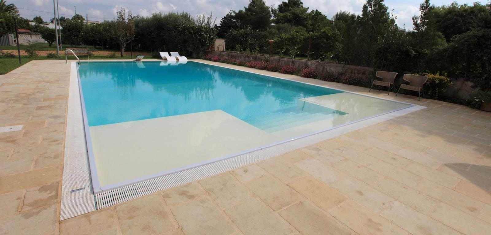 Foto di piscine interrate recinzioni per piscine - Immagini di piscine ...